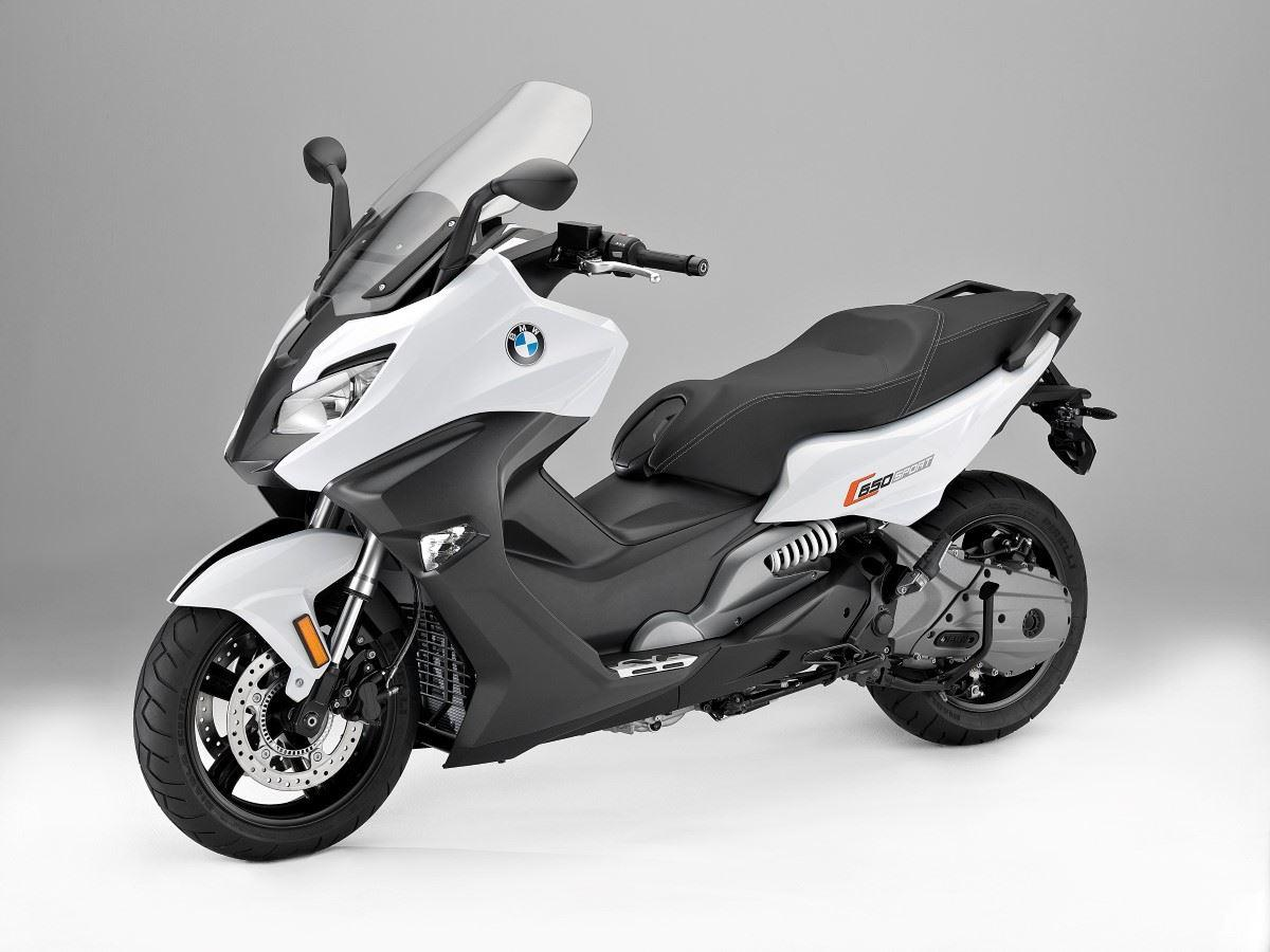 The Magnificent 2016 Bmw C650 Sport Review