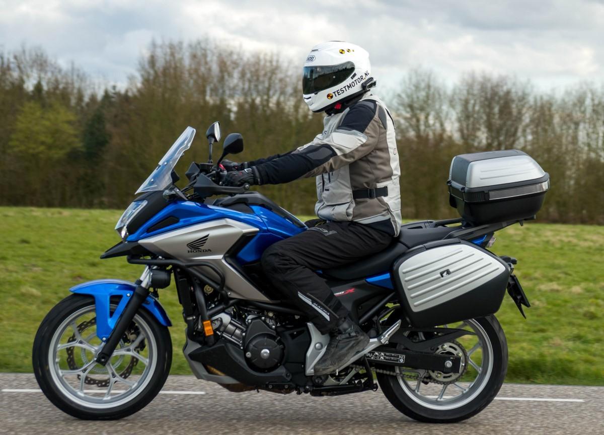 Testmotor: Test 2016 Honda NC750X - Kort, snel en actueel altijd het ...