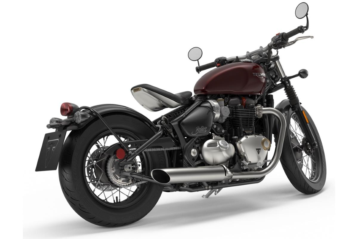 2017 triumph motorcycles bonneville bobber kort snel en actueel altijd het allerlaatste. Black Bedroom Furniture Sets. Home Design Ideas