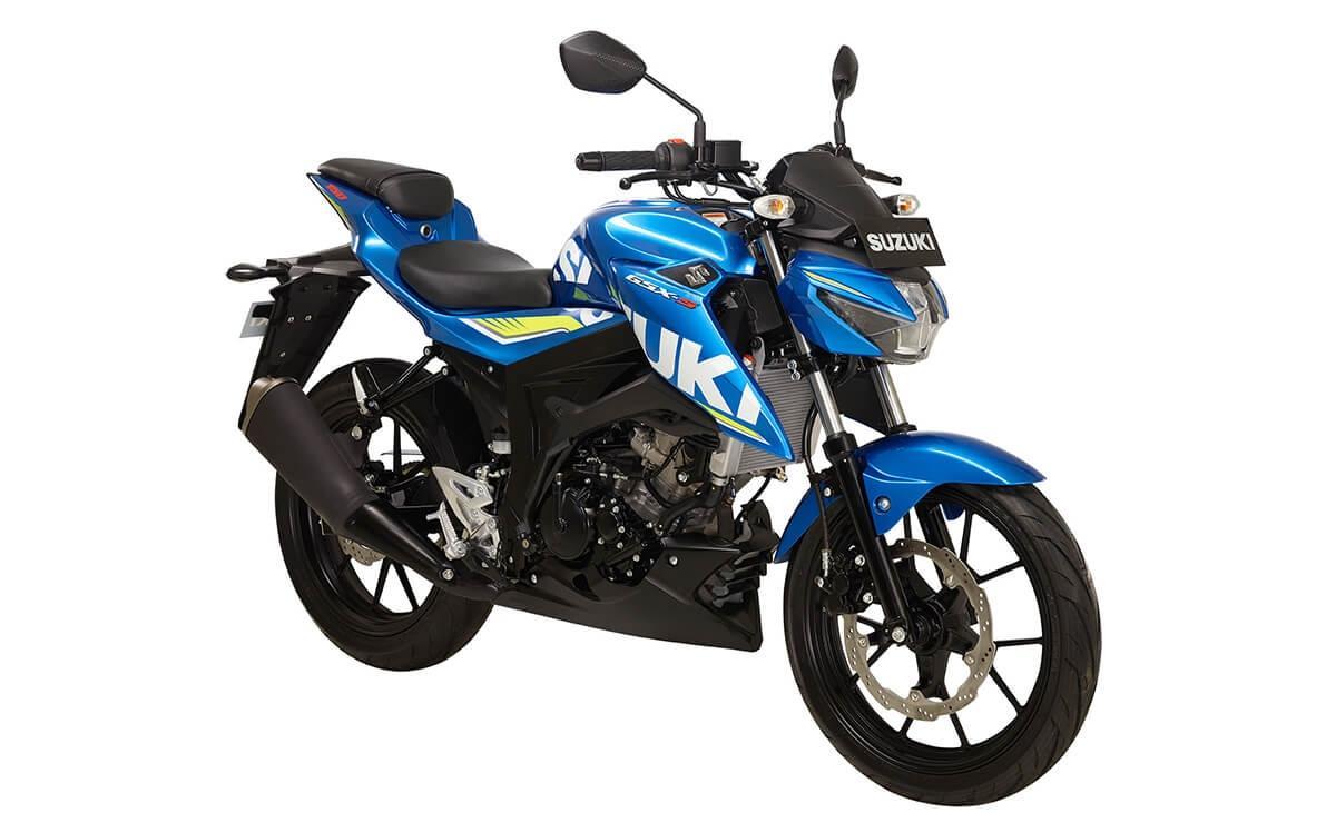 Suzuki Gsx S Base