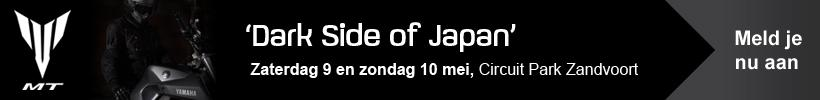 Yamaha 'Dark Side of Japan' 9 en 10 mei Circuitpark Zandvoort