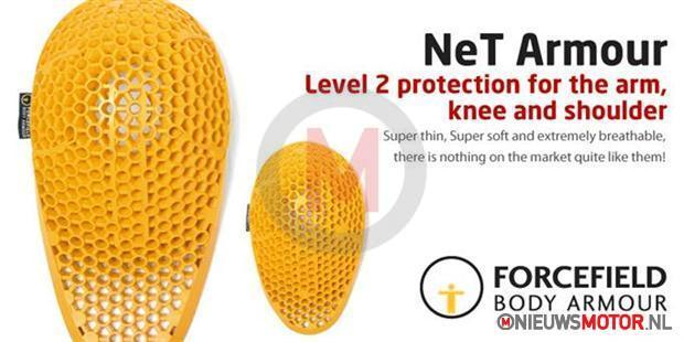 Forcefield bodyarmour netarmour NeT SL-Superlite