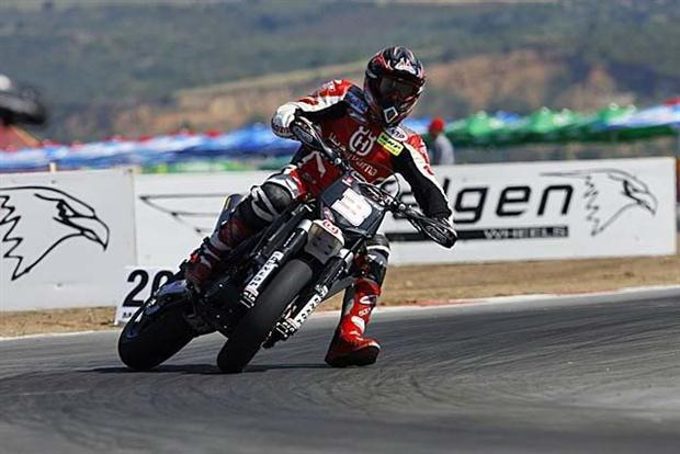 gerald delepine doping supermoto supermotard