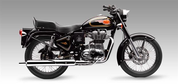 Royal Enfield Bullet 500 (2012)