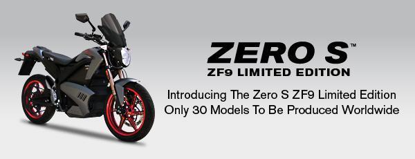 Zero s zf limited edition kort snel en actueel altijd