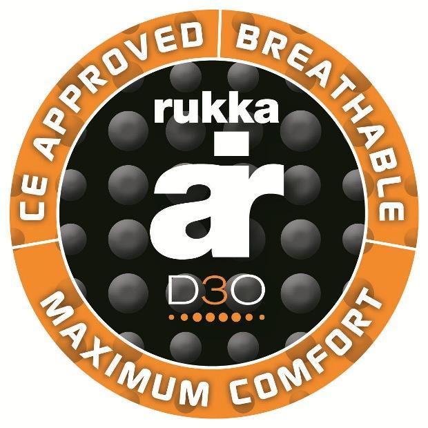 Rukka_D3O_logo