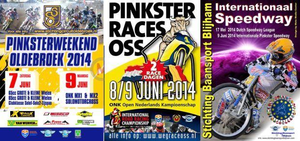 Pinksterweekend 2014 Bol Van Motorsport Kort Snel En