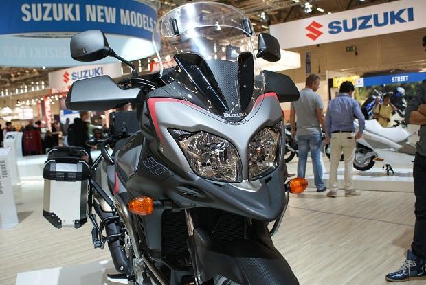 Nieuw: 2015 Suzuki V-Strom 650 XT - Kort, snel en actueel ...