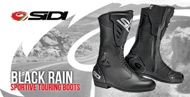 Sidi Cobra Rain Motor laarzen waterdicht