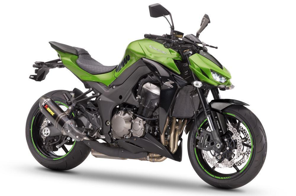 2015 Kawasaki Z1000 Performance Edition - Kort, snel en ...