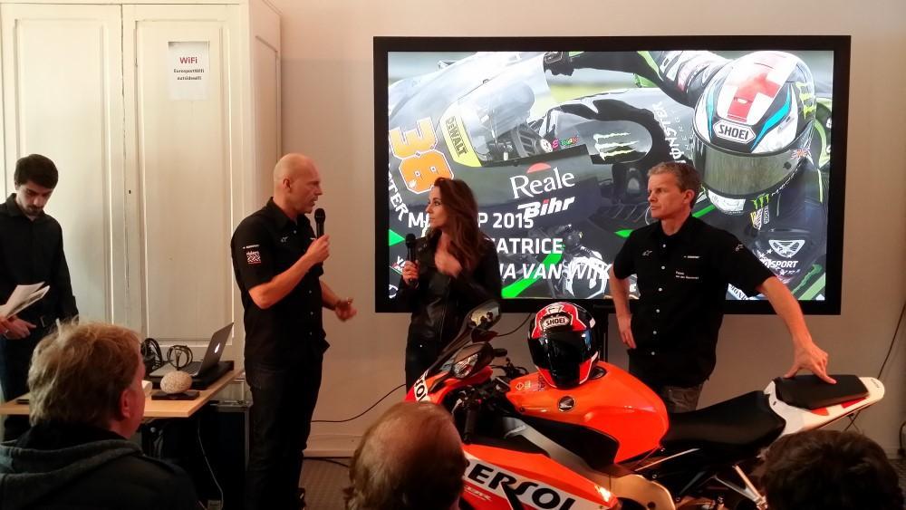 Eurosport onthult alle plannen TV-uitzendingen MotoGP 2015 - Kort, snel en actueel altijd het ...