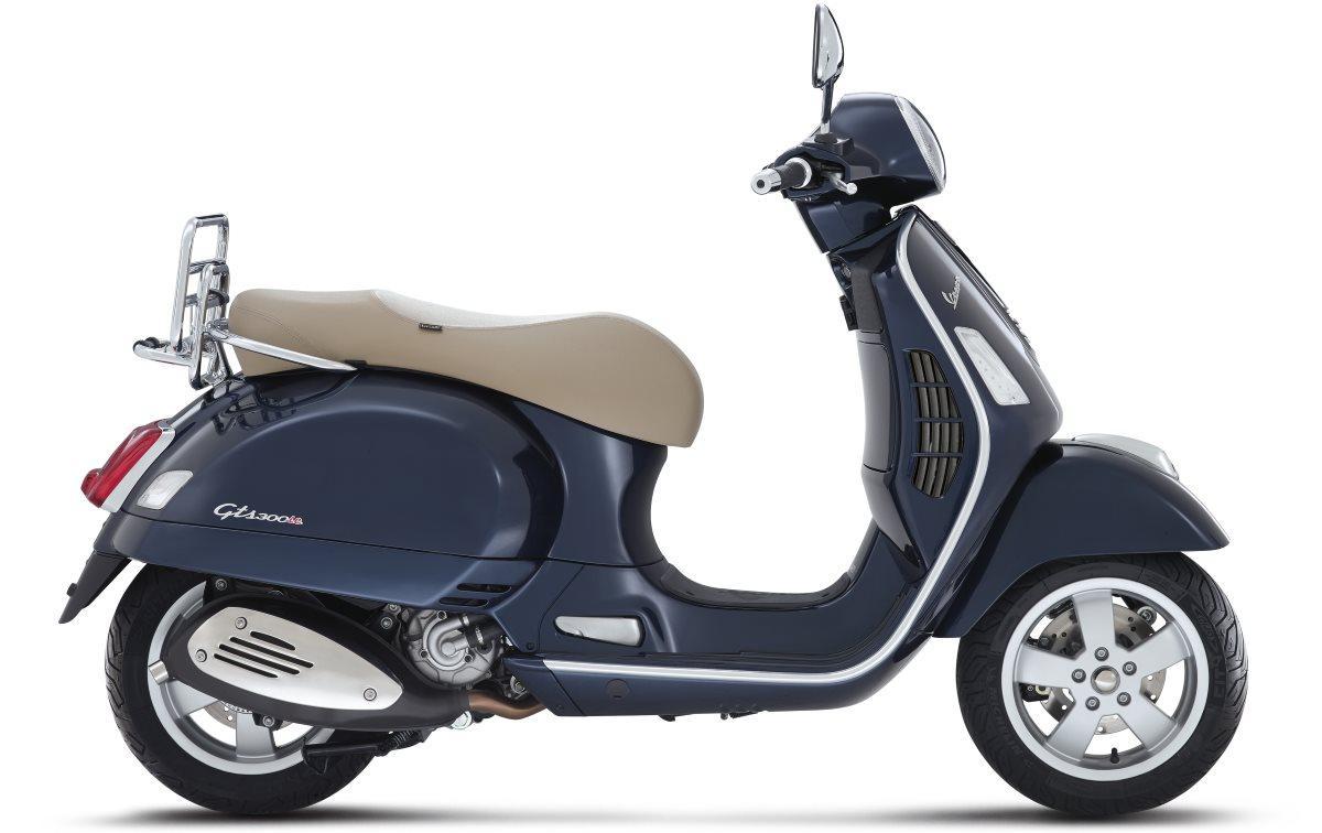 2015 Vespa GTS 250 motorscooter nu leverbaar voor € 4.495 ...