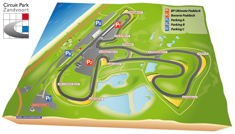 Circuito Zandvoort : Circuit park zandvoort heeft nieuwe eigenaar kort snel
