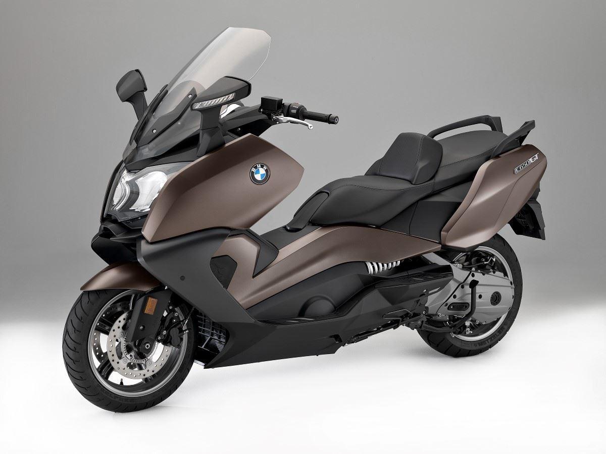 Nieuwe 2016 BMW C 650 Sport en C 650 GT motorscooters ...