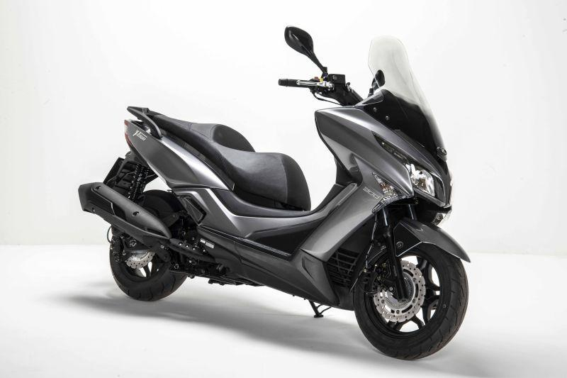nieuw kymco presenteert x town 125i en 300i kort snel. Black Bedroom Furniture Sets. Home Design Ideas