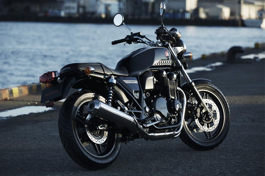 Honda onthult CB1100 en CB1100EX Special Edition - Kort, snel en ...