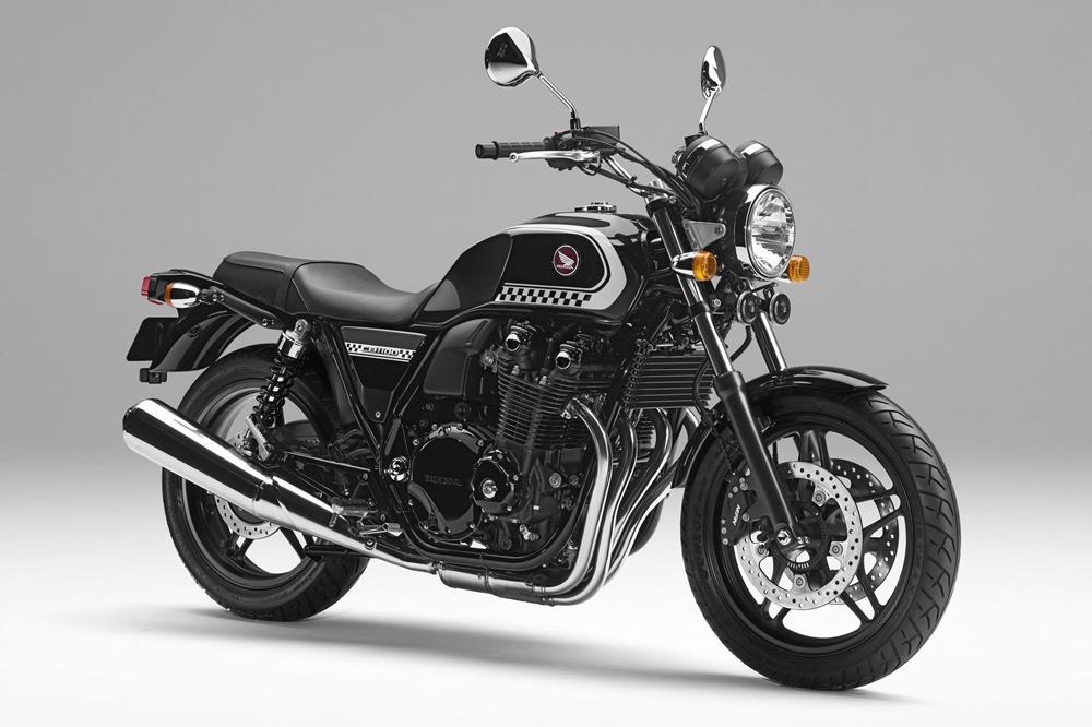 Honda onthult CB1100 en CB1100EX Special Edition - Kort ...