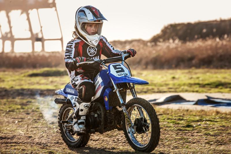 Junior Riding Experience 2016 PW50