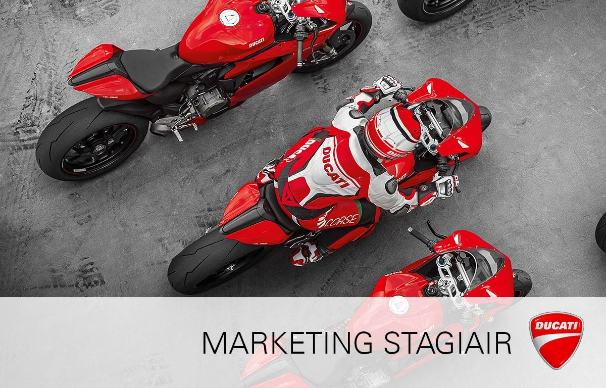 marketingstagiair ducati
