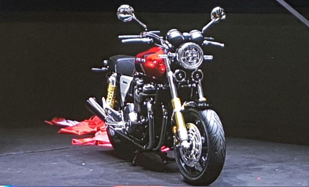 2017 Honda CB1100 EX en RS - Kort, snel en actueel altijd het allerlaatste motornieuws - Nieuwsmotor