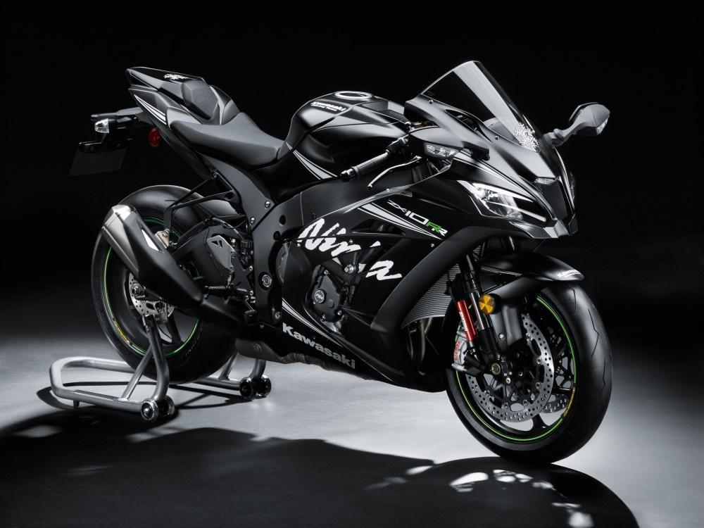 2017 Kawasaki ZX10RR - Kort, snel en actueel altijd het ...