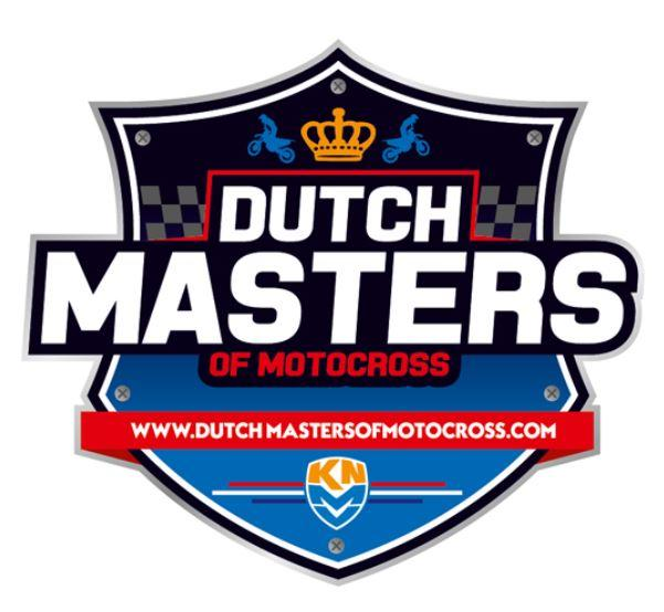 Dutch Masters of Motocross logo