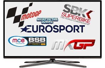 eurosport motorsport tv programmering motogp wsbk bsb kort snel en actueel altijd het. Black Bedroom Furniture Sets. Home Design Ideas