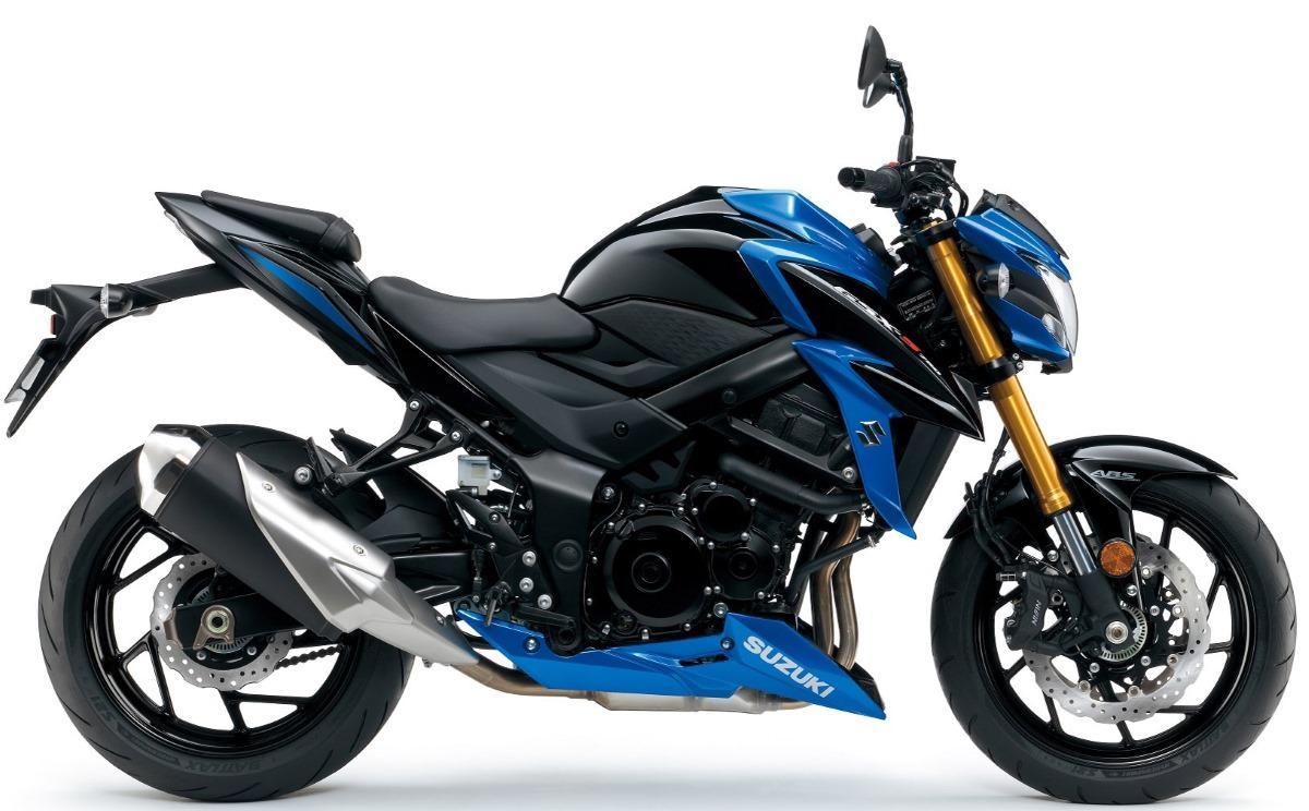 Motor Suzuki Gsx