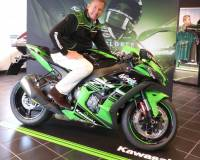 Axel Wyffels District Manager Kawasaki Motors Benelux