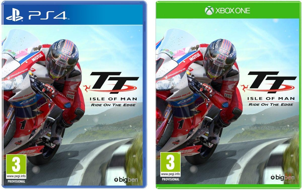 TT Isle of Man game 2018