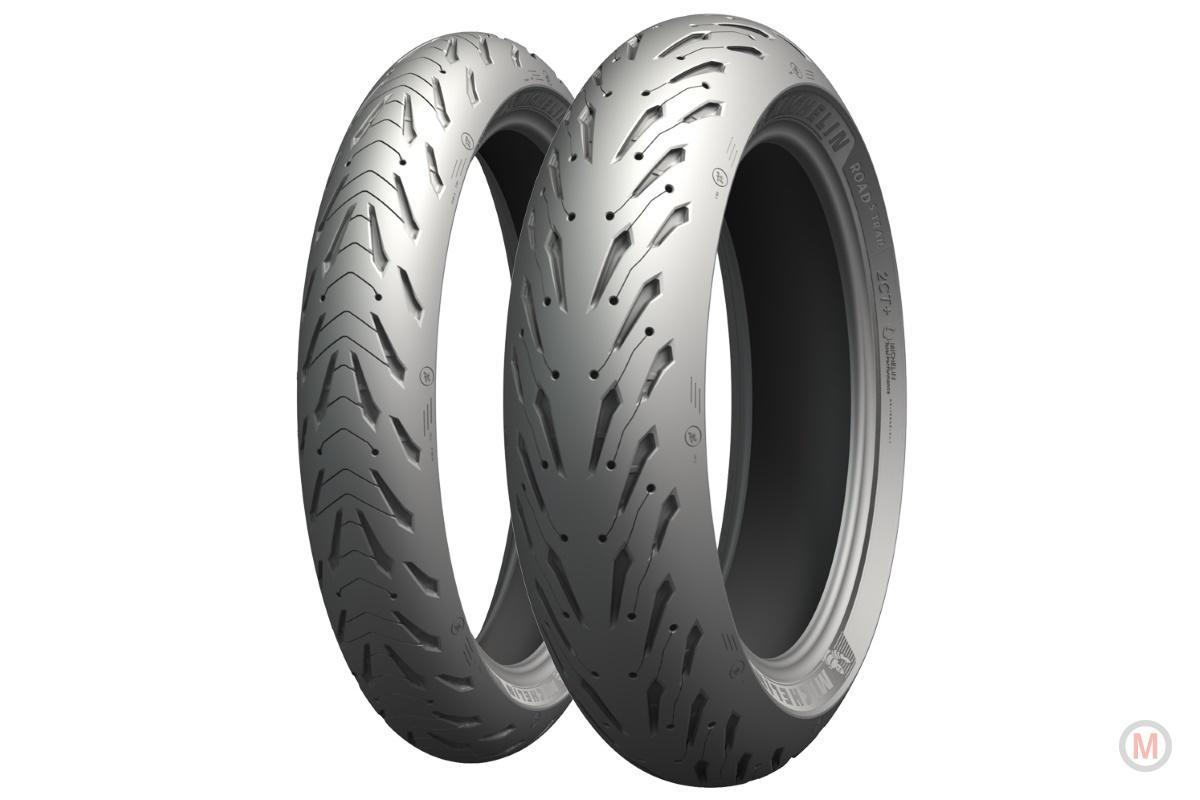 Michelin Pilot Road 5 motorband