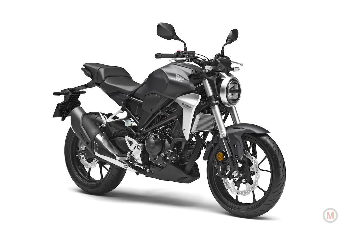 EICMA: 2018 Honda CB1000R, Africa Twin, CB125R, CBR300R ...