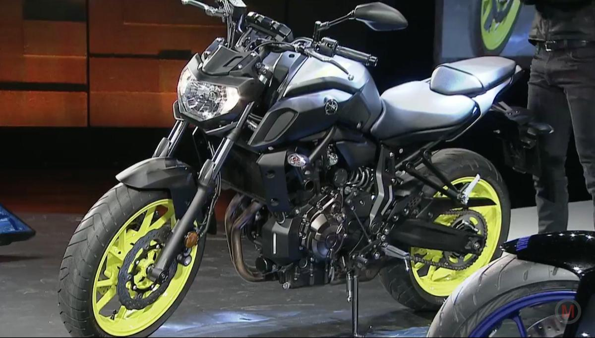 eicma 2018 yamaha mt 07 mt 09sp tracer 900 r1m kort. Black Bedroom Furniture Sets. Home Design Ideas