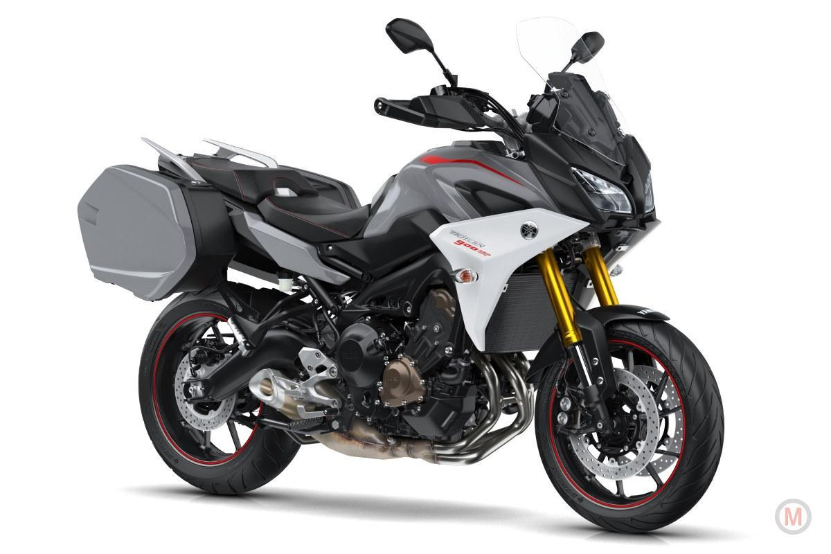 2018 Yamaha Tracer 900GT MT09TRGT