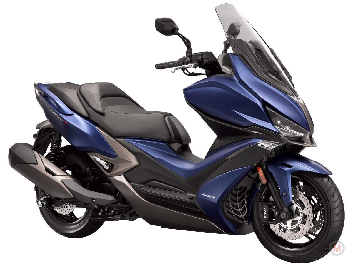 2018 kymco Xciting S400 1