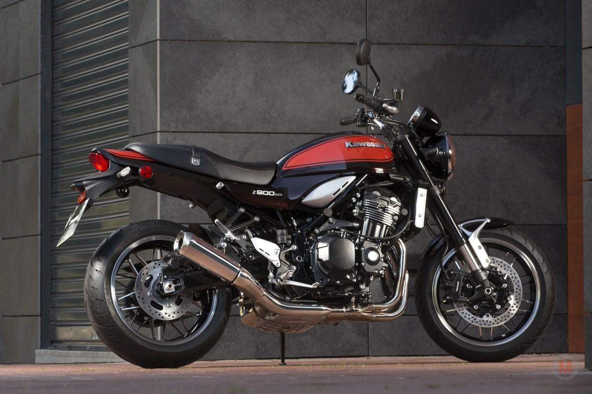 2018 Kawasaki Z900rs Dit Weekend Bij De Dealer Kort