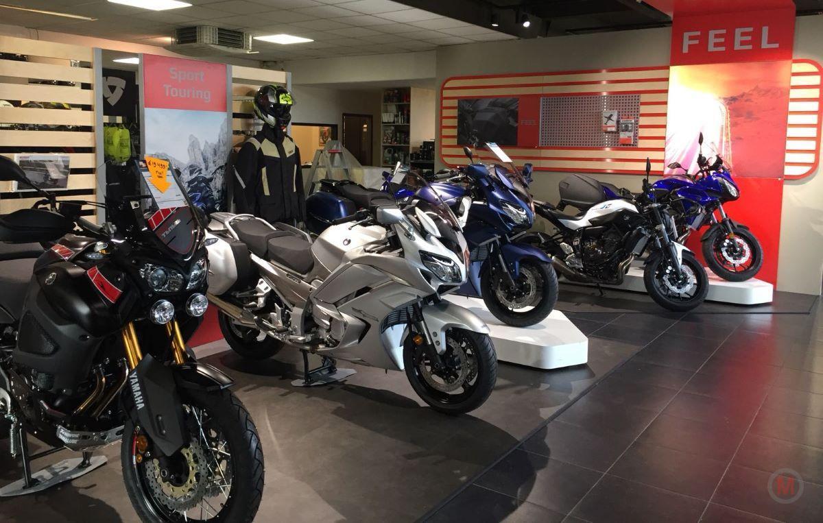 Rb motoren de bilt nu yamaha exclusief dealer kort snel for Yamaha dealers in delaware