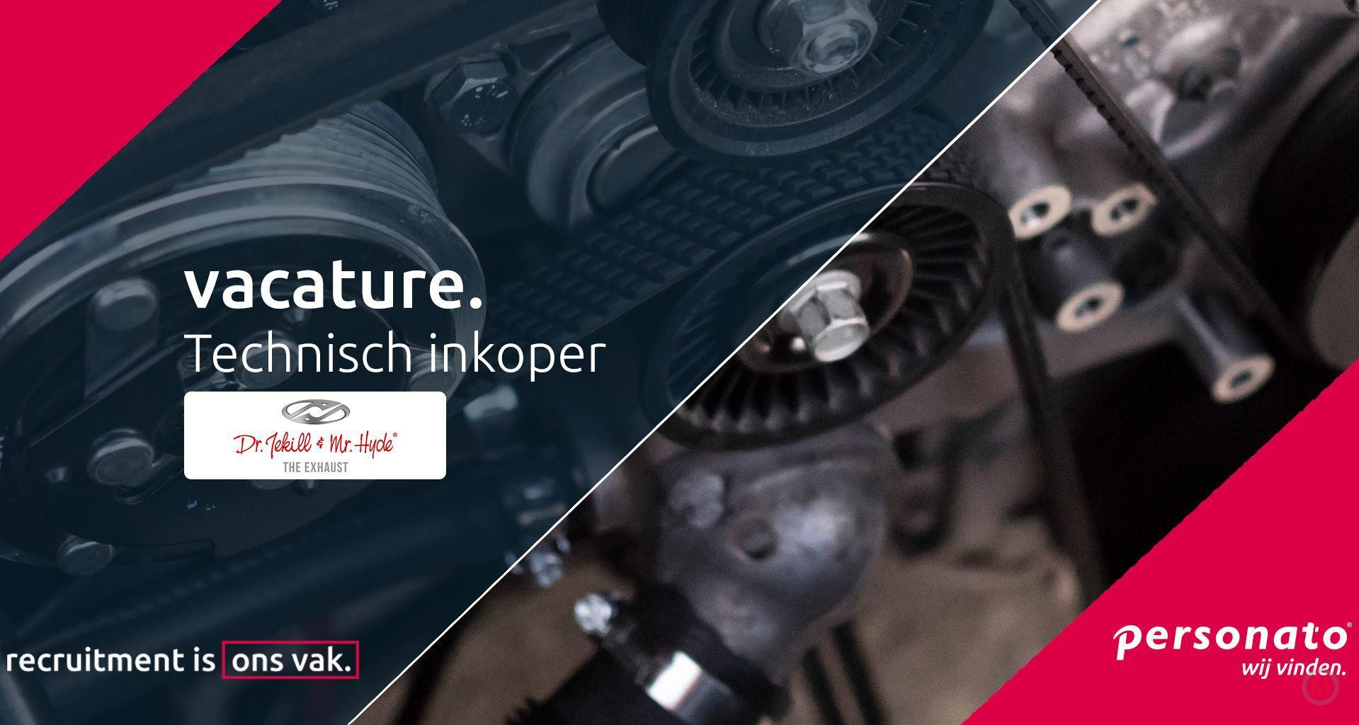 Dr Jekill and Hyde Company motorvacature