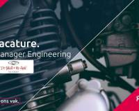 MotorVacature: Manager Engineering The Jekill & Hyde Company