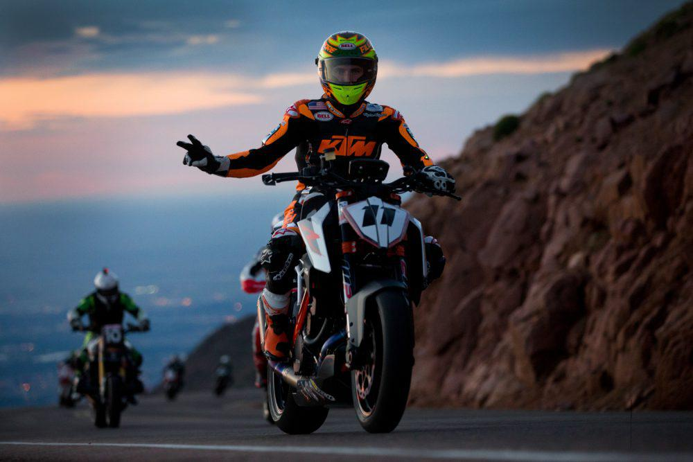 KTM pikespeak 2017