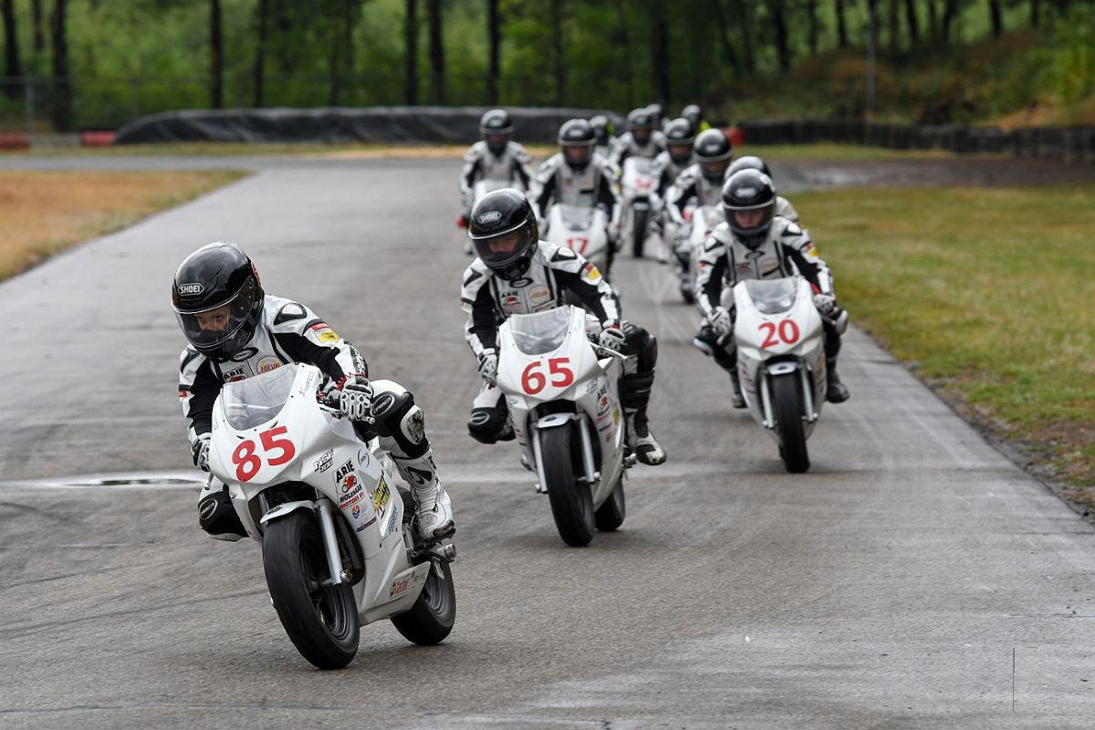 Molenaar nsf100 cup NK Junior Moto Racing
