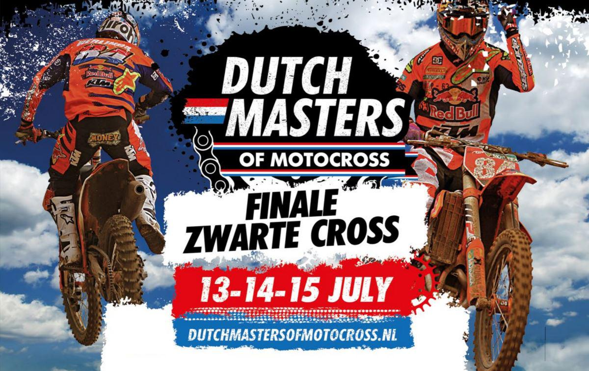 Dutch Masters of Motocross 2018 Zwarte Cross