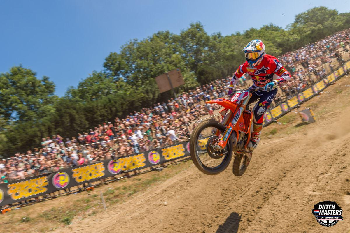 Dutch Masters of Motocross 2018 Herlings DMOMX MTR Foto