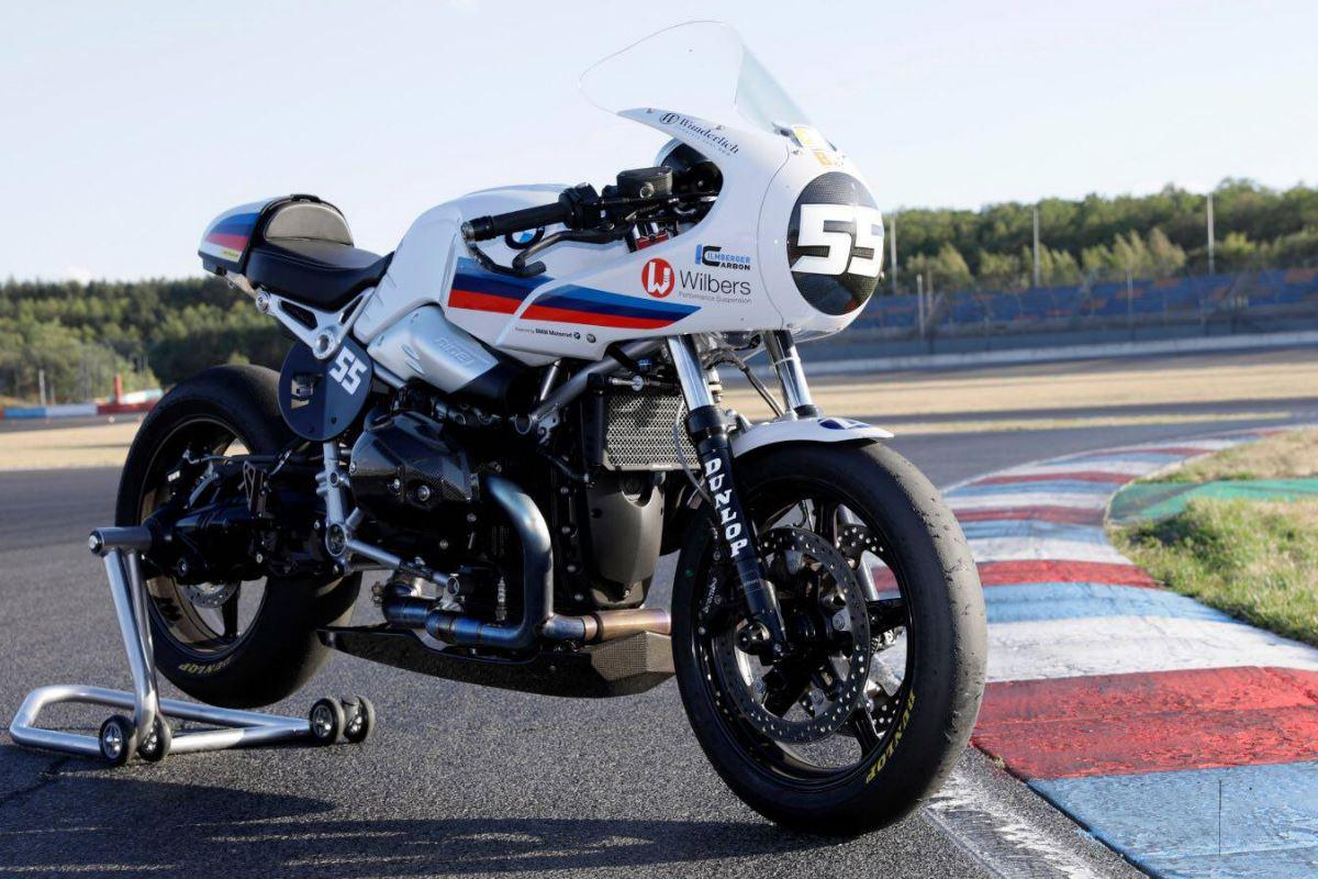 2019 BMW Boxercup 2 RNineT racer