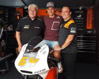 Bo Bendsneyder naar RW Racing GP Moto2 in 2019 en 2020