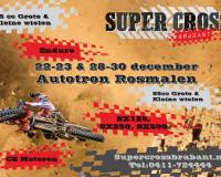 Indoor SuperCross Brabant in Autotron