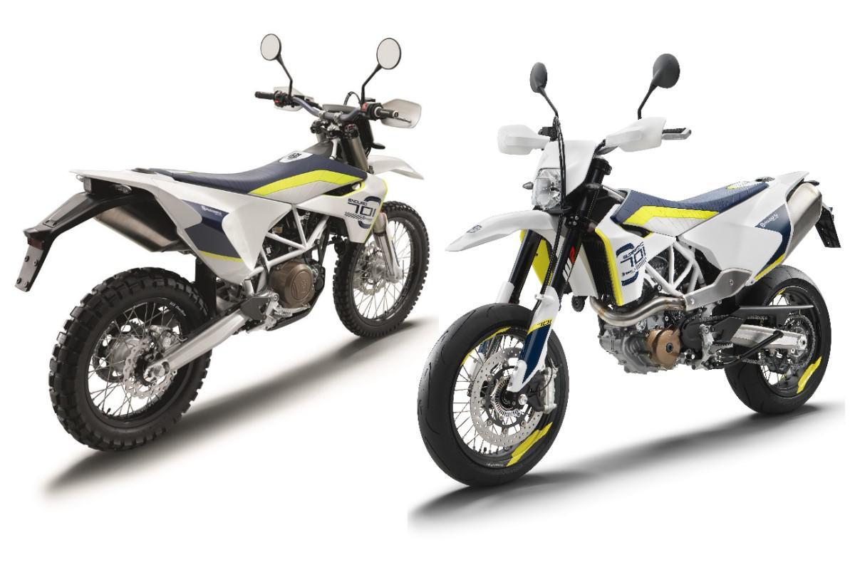 Nieuw 2019 Husqvarna Motorcycles 701 Supermoto En 701 Enduro Nieuwsmotor Kort Snel En Gratis Altijd Het Laatste Motornieuws