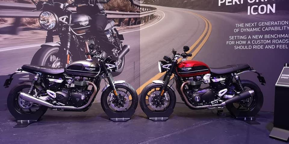 2019 Triumph Motorcycles Speed Twin 3