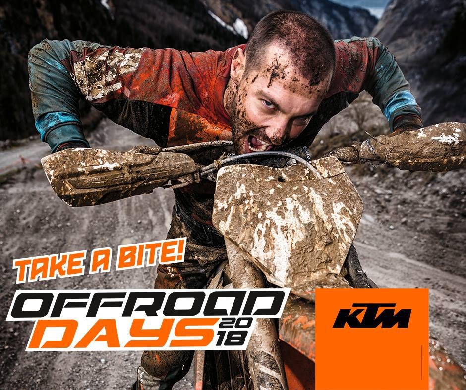 KTM offroad Days 2018