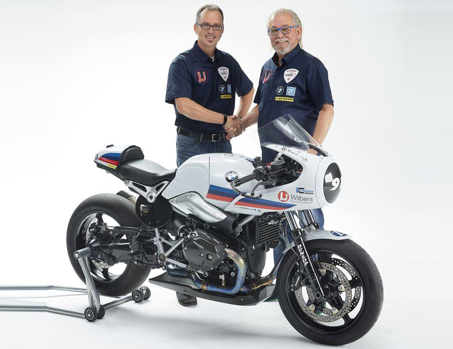 Thomas Beyer Bennie Wilbers BMW Boxercup